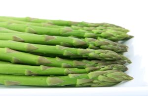 Eat more Asparagus to be happy