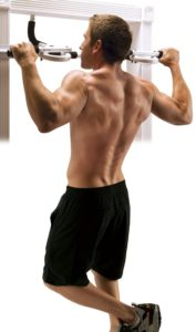 Home Pull-Up Bar