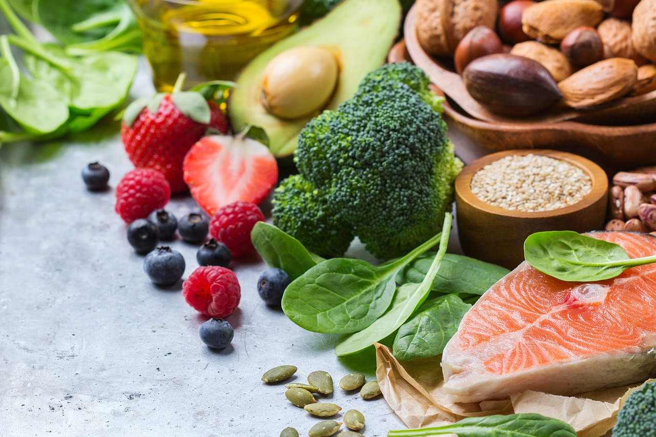 Macronutrients and Calories