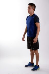 What Is a Burpee: Starting Position
