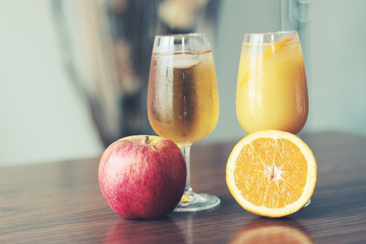 Healthiest Fruit Juices