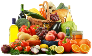 A Variety of Plant-based Foods that can be Used as Part of a Vegan Diet