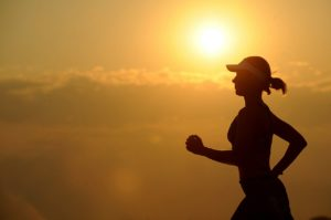 Mitigating The Negative Effects of a Sedentary Lifestyle by Jogging