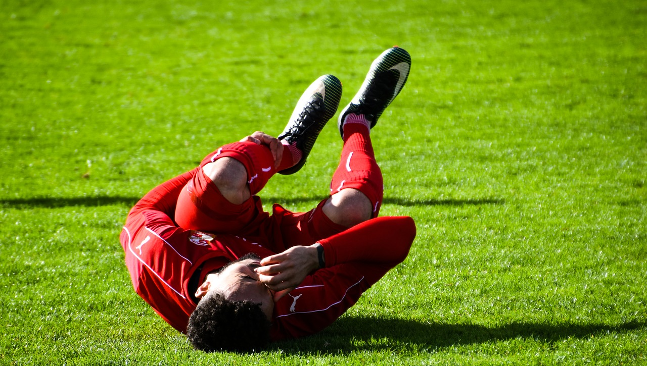 Hamstring Injury Symptoms