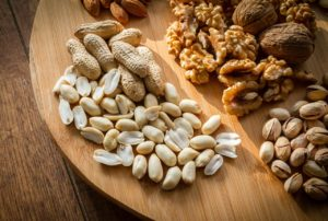 Nuts that can be Eaten to Gain The Benefits of a Vegan Diet