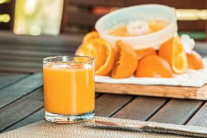 You can Drink Orange Juice to Get the Health Benefits of Oranges
