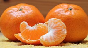Oranges can lift your mood