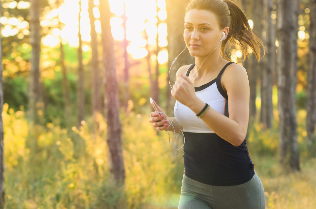 Jogging vs Running