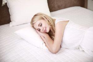 Using Good Posture While Sleeping