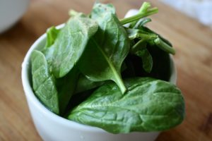 Spinach is Full of Nutrients