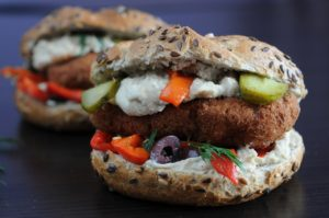 Tasty Vegan Sandwiches Showing that a Vegan Diet can be Delicious