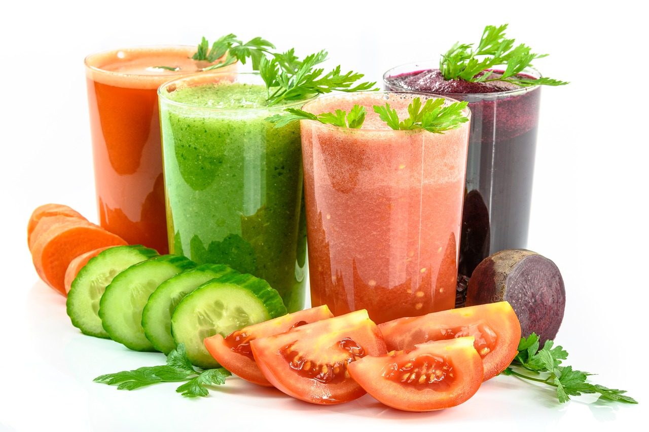 Healthiest Vegetable Juices