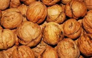 Walnuts are Good for the Skin