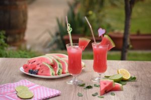 How to Serve Watermelon