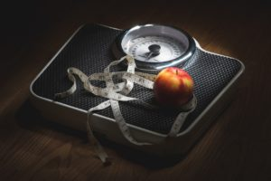 Scale: Aerobic Exercise Can Help with Weight Loss