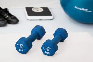 Fitness Equipment for a Home Fitness Program